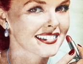 Lipstick from the 50's