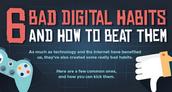 Bad Digital Habits