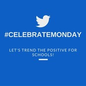 trend the positive with #celebratemonday