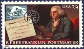 Deputy Postmaster General Franklin
