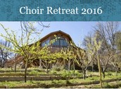 Choir Retreat-Mandatory for all Step on Stage students