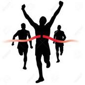 Congratulations, runners!