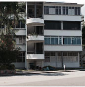 Tiong Bahru Housing Estate