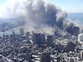 Plane HIts Twin Towers