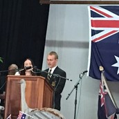 Australia Day Awards - Captain Speeches