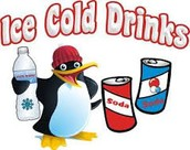 ice cold drinks-99cent