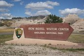 Picture of Ben Reifel Visitor Center