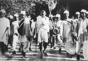 The Salt March (Satyagraha)