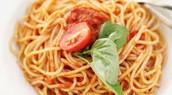 מאכלים איטלקיים- ספגטי