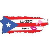 Kevin U-KISS Puerto Rico