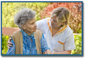 We can provide care services: