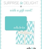 Gift Cards starting at $25