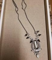 Eclipse Pendant Necklace (Versatile 2 in 1)