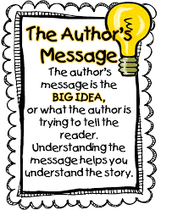Help Your Child Think About the Author's Message