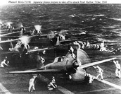 The Japanese Attack