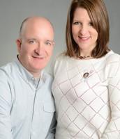 Brian and Tamara Ekis