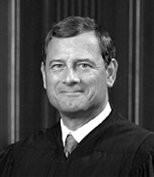 John G. Robert, Jr., Chief Justice of the United States