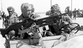 Ariel Sharon as a soldier