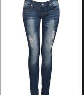 Los jeans