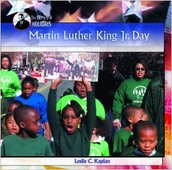Martin Luther King Jr. Day by Leslie C. Kaplan
