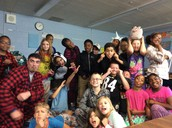 The Pajama Party was awesome!