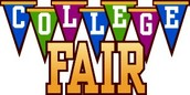 UPCOMING COLLEGE FAIRS
