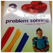 Hands -On Problem Solving- Grade 3