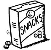 Snack Helper Next Week: