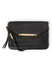 Tia Crossbody - Black