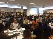 TJ Feeder Literacy Cadre Kicks off with nearly 90 Participants