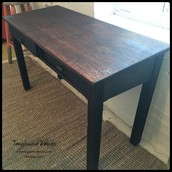$245 - Antique Writing Desk by Pretty Vintage Living