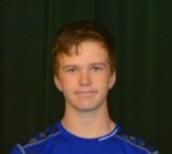 Jacob Munnell, 8th grader