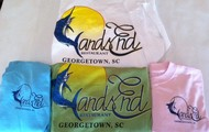 Lands End Colorful Logo T-Shirts!!