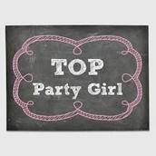 Top in Parties