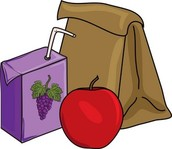 Bag, Folder, Snack...Oh My!