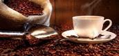 el cafe es un producto famoso.
