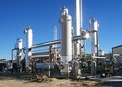 natural gas plantation
