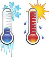 ¿Que comidas y bebidas te gustan cuando hace calor y hace frio?