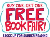 Scholastic Bookfair BOGO