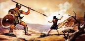 דוד נגד גוליית