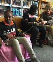 6th Grade Knitting Club