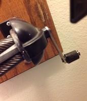 Sharpener handle