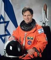 אילן רמון - אסטרונאוט הראשון שטס לחלל