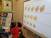 Graphing our favorite color apple