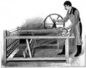 Spinning Jenny Machine