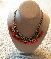 Coral Cay necklace $49