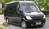 Business Class Sprinter Van