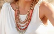 Carmen Necklace - $158