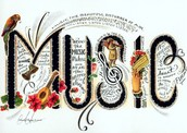 Music inspire you to be creative
