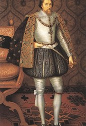King James I(1603-1625)